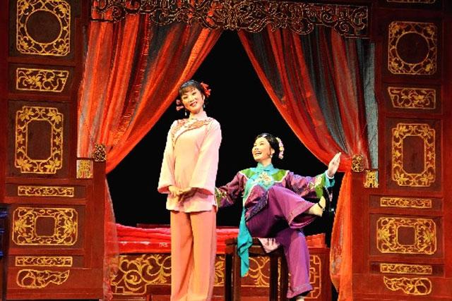 黄梅戏 《独秀山下的女人》